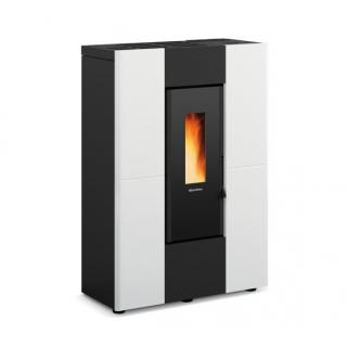 EXTRAFLAME Marilena Plus AD Steel (canalisé) 8kw
