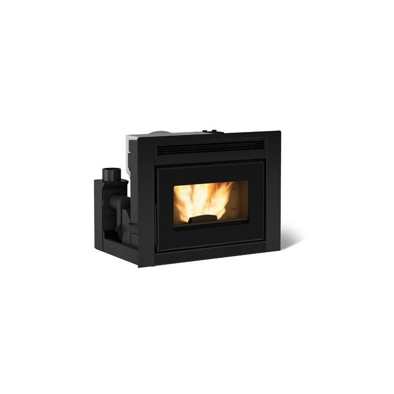 Insert à granules Hydraulique - EXTRAFLAME Comfort Idro L80