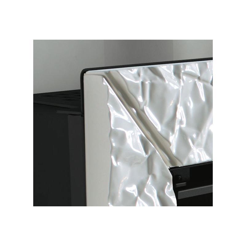 Kit Corniche Origami 80 Bianco Infinity