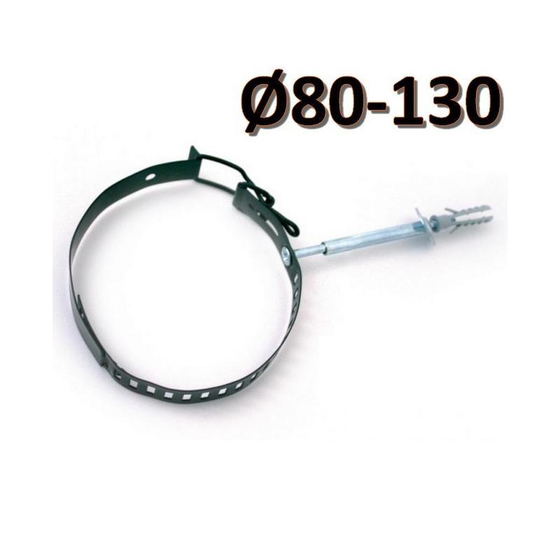 Collier de fixation de 80 à 130 mm