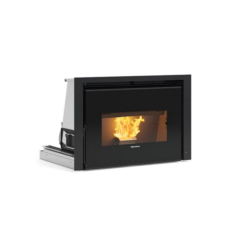 Insert à granules ventilé - EXTRAFLAME Comfort P85 12kw