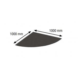 Plaque de sol angle BRONPI
