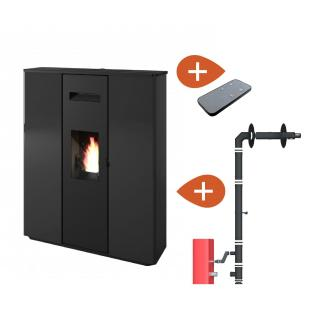 PUNTO FUOCO Melody 10 kw (canalisable)