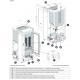 Poêle à granules ventilé - EXTRAFLAME Teorema 11 kW
