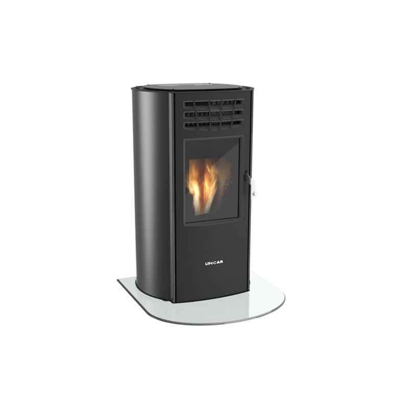 Poêle à granules ventilé - LINCAR Ariel 750 N 11kW