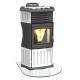 Poêle à granules ventilé - LINCAR Monella 930 10.5  kw