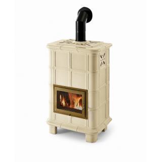 Poêle à bois céramique - ORIGINE PH Diana 9 kW