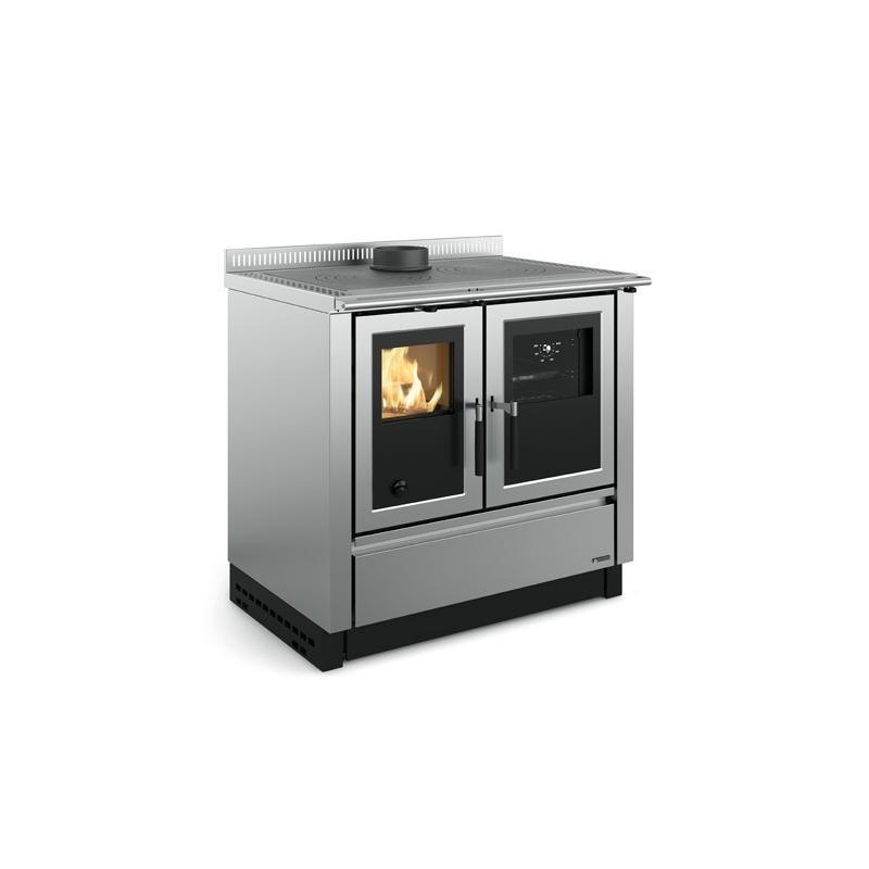 Cuisinière à bois - LA NORDICA Venezia 9,5 kW