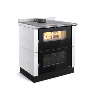 Cuisinière à bois - LA NORDICA Verona XXL Maiolica 8 kW