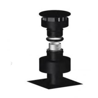 Kit vertical supérieur 80/125 mm DINAK