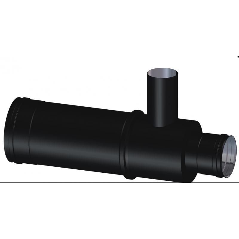 Raccord réglable bi-flux 425-525mm DINAK